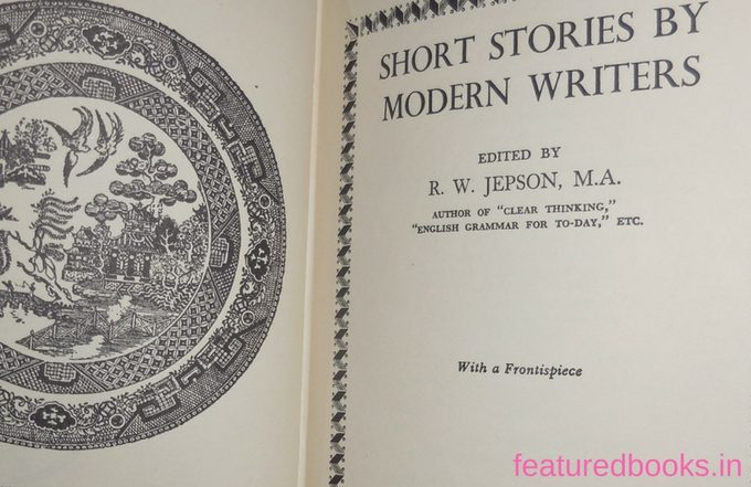Short Stories by Modern Writers