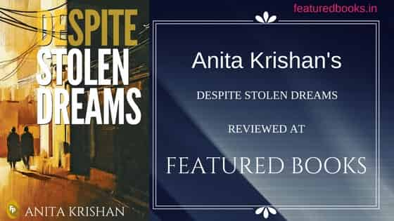 Despite Stolen dreams review featured books