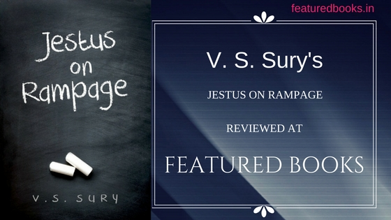 Jestus on Rampage featured books