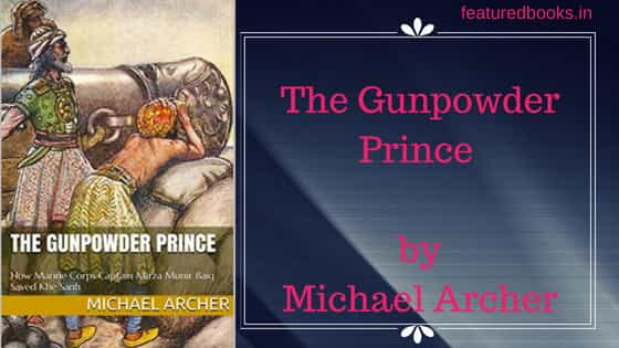 The Gunpowder Prince review featured books