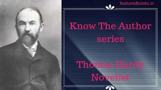 Thomas Hardy featured books author